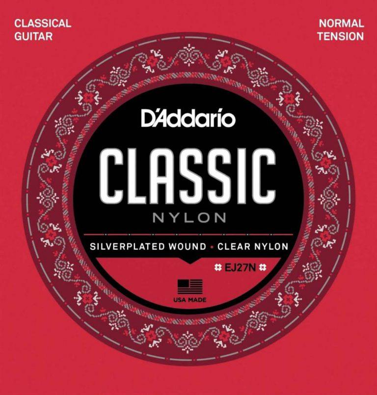 Encordoamento-TresAcordes-DAddario-Classic