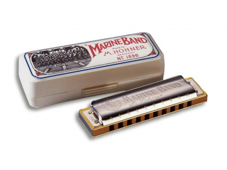 Harmonica-TresAcordes-MarineBand-hohner